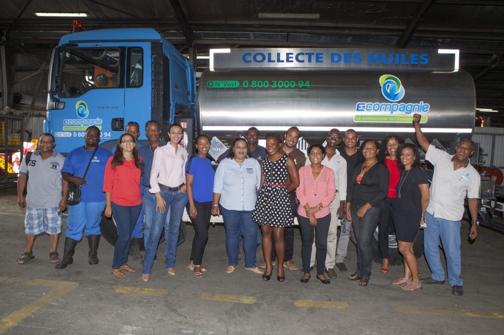 ECOMPAGNIE Mario ÉDERIQUE  Madinmag karumag Martinique Guadeloupe