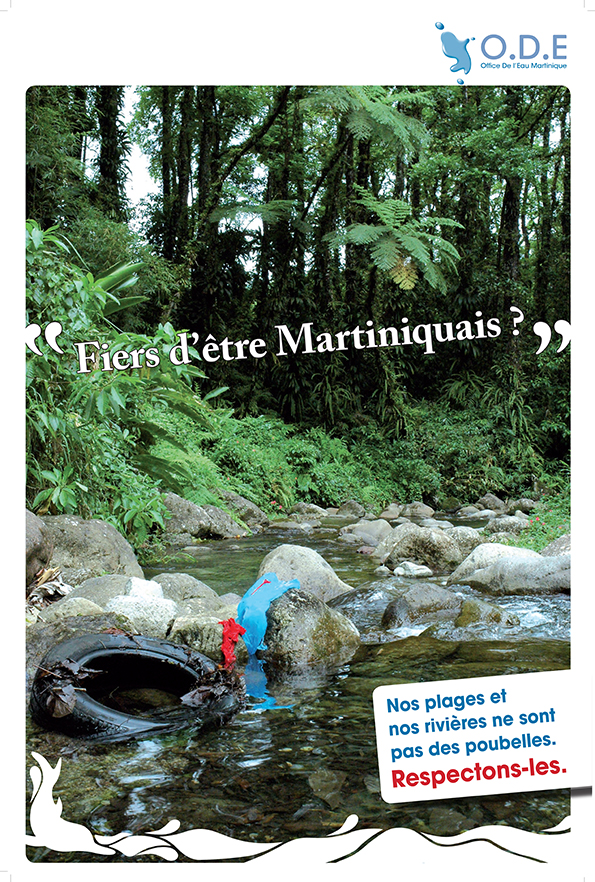 ODE visuel rivière Madinmag caribmag Martinique